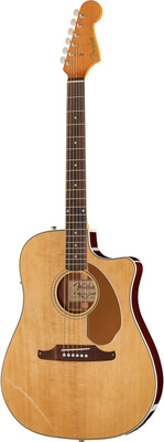 Fender Sonoran SCE Thinline Natur
