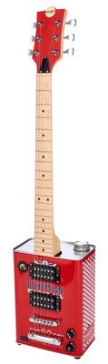 Bohemian Guitars Oil Can Guitar Motor O B-Stock