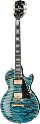 Gibson Les Paul Custom Quilt Ocean