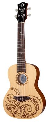 Luna Guitars Ukulele Concert Tattoo B-Stock