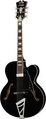 DAngelico Premier EXL-1 Black B-Stock