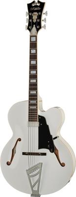 DAngelico Premier EXL-1 White
