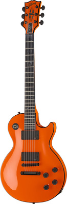 Gibson LP Custom Blackout F1-Orange