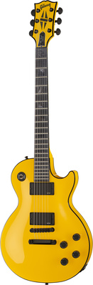 Gibson LP Custom Blackout Yellow