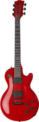 Gibson LP Custom Blackout Red