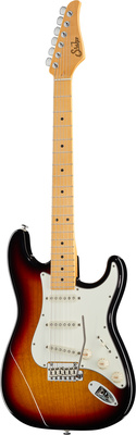 Suhr Classic Pro ST SSS MN 3TS