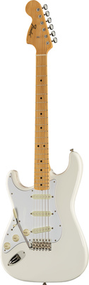 Fender Traditional 68s Strat White LH