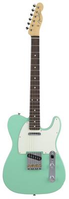 Fender Hybrid 60s Tele Surf Green