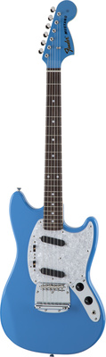 Fender Traditional 70s Mustang Blue