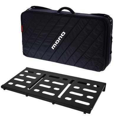 Mono Cases Pedalboard Large BK w. Gigbag