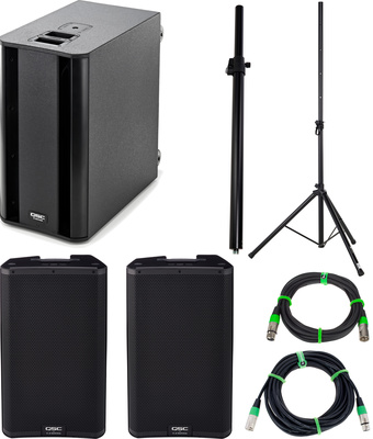 QSC K 10.2 Band Bundle