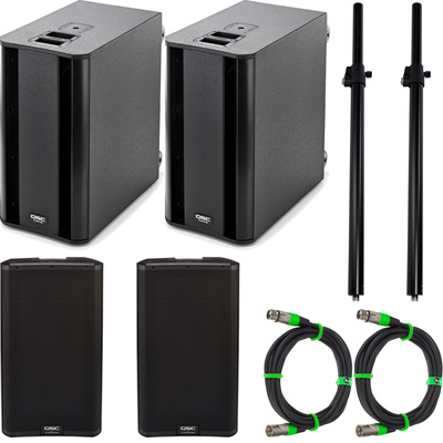 QSC K 12.2 Band Bundle