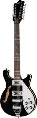 Harley Benton RB-612BK Classic Serie B-Stock