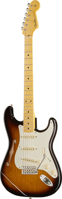 Fender Eric Johnson Thinline Strat SB