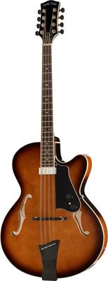 Gold Tone Mandocello w/Pickup and Case