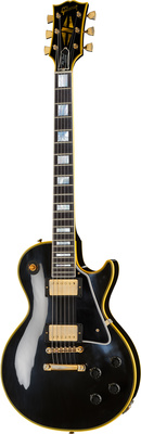 Gibson LP 57 Black Beauty 2PU VOS