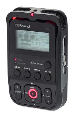 Roland R-07 black B-Stock