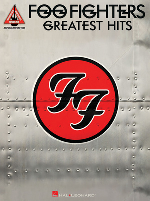 Hal Leonard Foo Fighters Greatest Hits