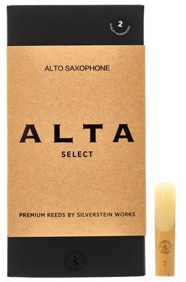 Silverstein ALTA Alto Reeds (10 piece) 2