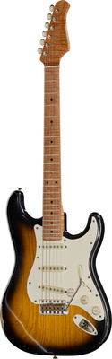 Xotic Guitars XSC-1 MN 2 Color Sunburst