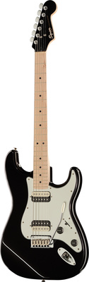 Fender SQ Contemporary Strat HH MNBKM