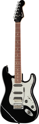 Fender SQ Contemporary Strat HSS BKM