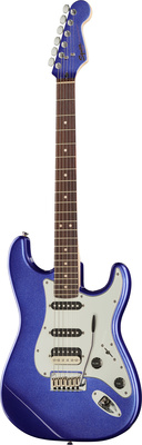 Fender SQ Contemporary Strat HSS OCB