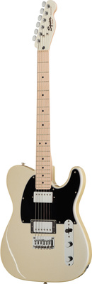 Fender SQ Contemporary Tele HH PW