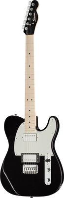 Fender SQ Contemporary Tele HH BKM