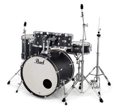 Pearl Decade Maple 6pc Satin Black
