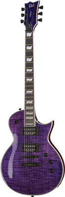 ESP LTD EC-1000 See Thru Purple