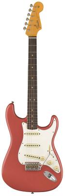 Fender 64 Strat Relic Aged Fiesta Red