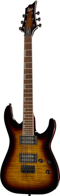 ESP LTD H-200FM Dark Brown SB