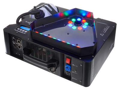 DJ Power H-2VS Fog Machine B-Stock
