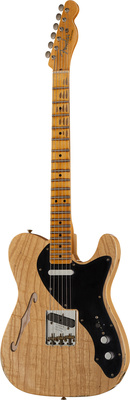 Fender Blackguard Thinline Tele ANAT