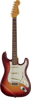 Fender 63 Strat Dakota Burst MBPW