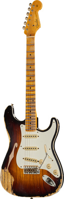 Fender 56 Strat Thinline Relic WF2TSB