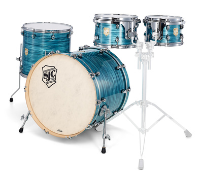 SJC Drums Providence 4-piece set TRQW