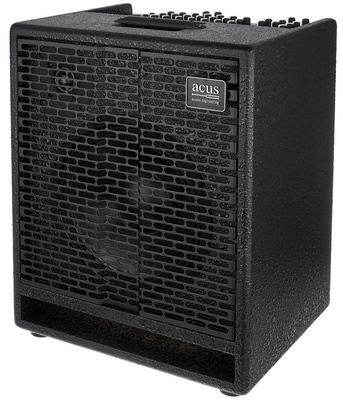 Acus One for Bass Black B-Stock