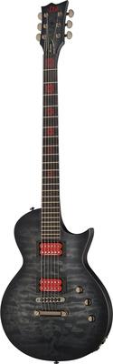 ESP LTD BB-600 Baritone QM STBLKBS