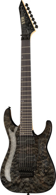 ESP LTD BUZ-7 See Thru Black