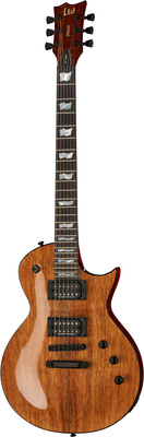 ESP LTD EC-1000 Koa Natural Gloss