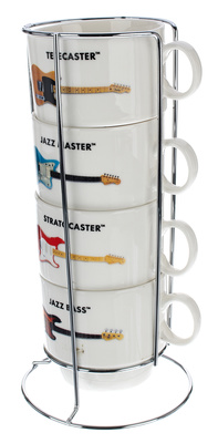 Fender Stackable Mug Set
