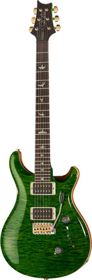 PRS Custom 24 10 Top Emerald