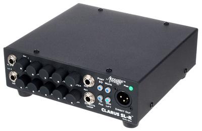 Acoustic Image Clarus SL-R S4plus 607IAplus