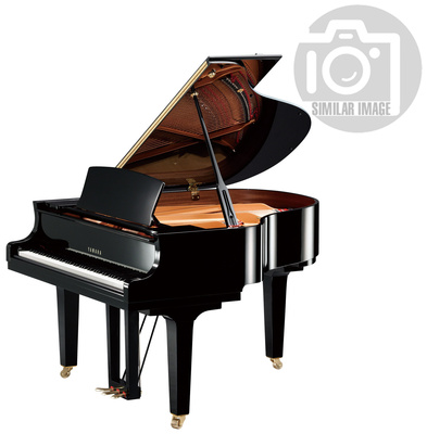 Yamaha D C1 X EN Black Polished