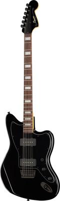 Fender SQ VM Baritone Jazzmaster BLKI