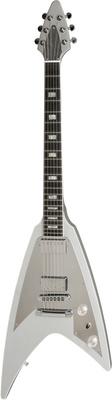Gibson Modern Flying V Silver Prism