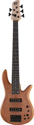 Fodera Monarch STD Special 5 Madrone