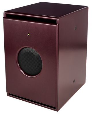 PSI Audio SUB A125 M Studio Red B-Stock
